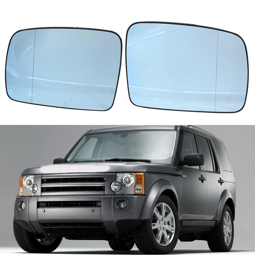 RANGE ROVER SPORT DRIVERS SIDE RIGHT SIDE HEATED DOOR WING MIRROR GLASS LR017067