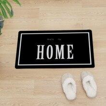 Alfombra de PVC original para el hogar, alfombra antideslizante para la cocina, decoración moderna para el hogar, Felpudo de entrada, Alfombra de cuero para proteger el suelo de la puerta delantera