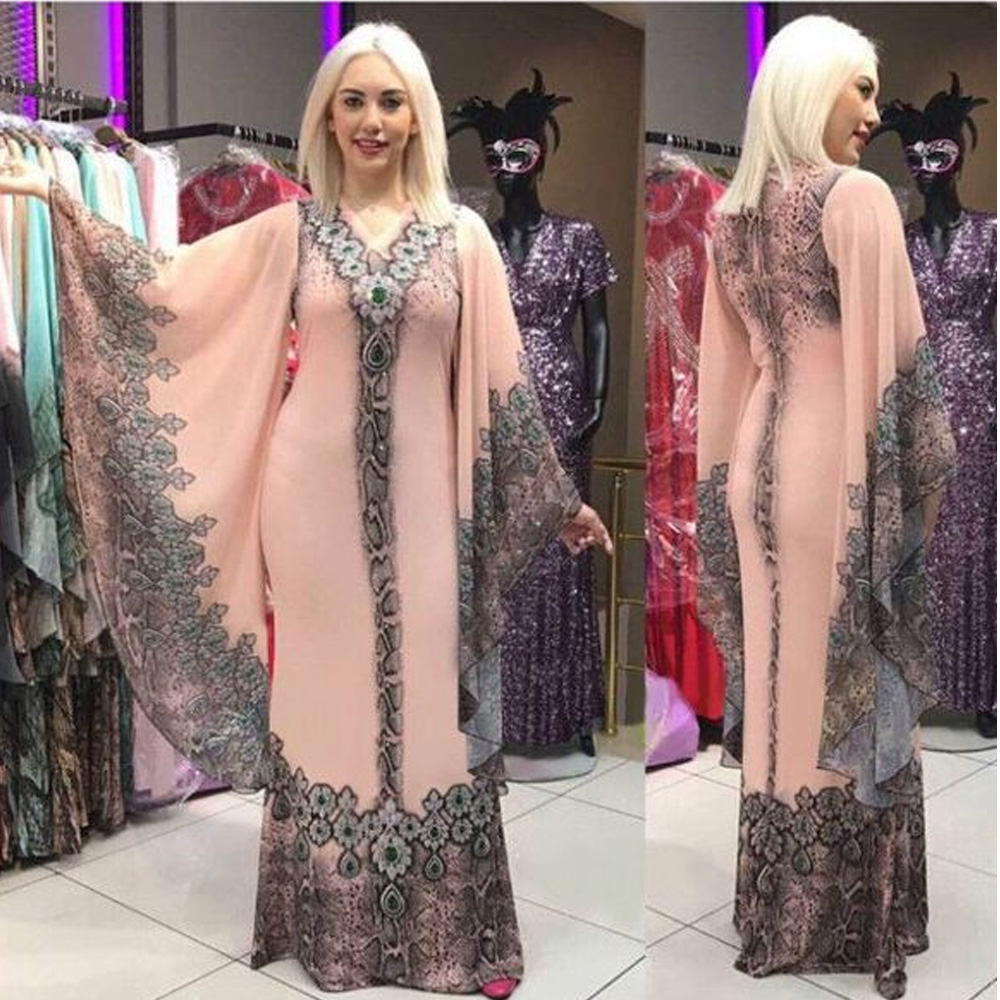 Plus Size Robe Femme 2020 Muslim Africa Modest Maxi Dress Abaya Turkey Long Robe Kaftan Clothing African Dress For Women Ramadan