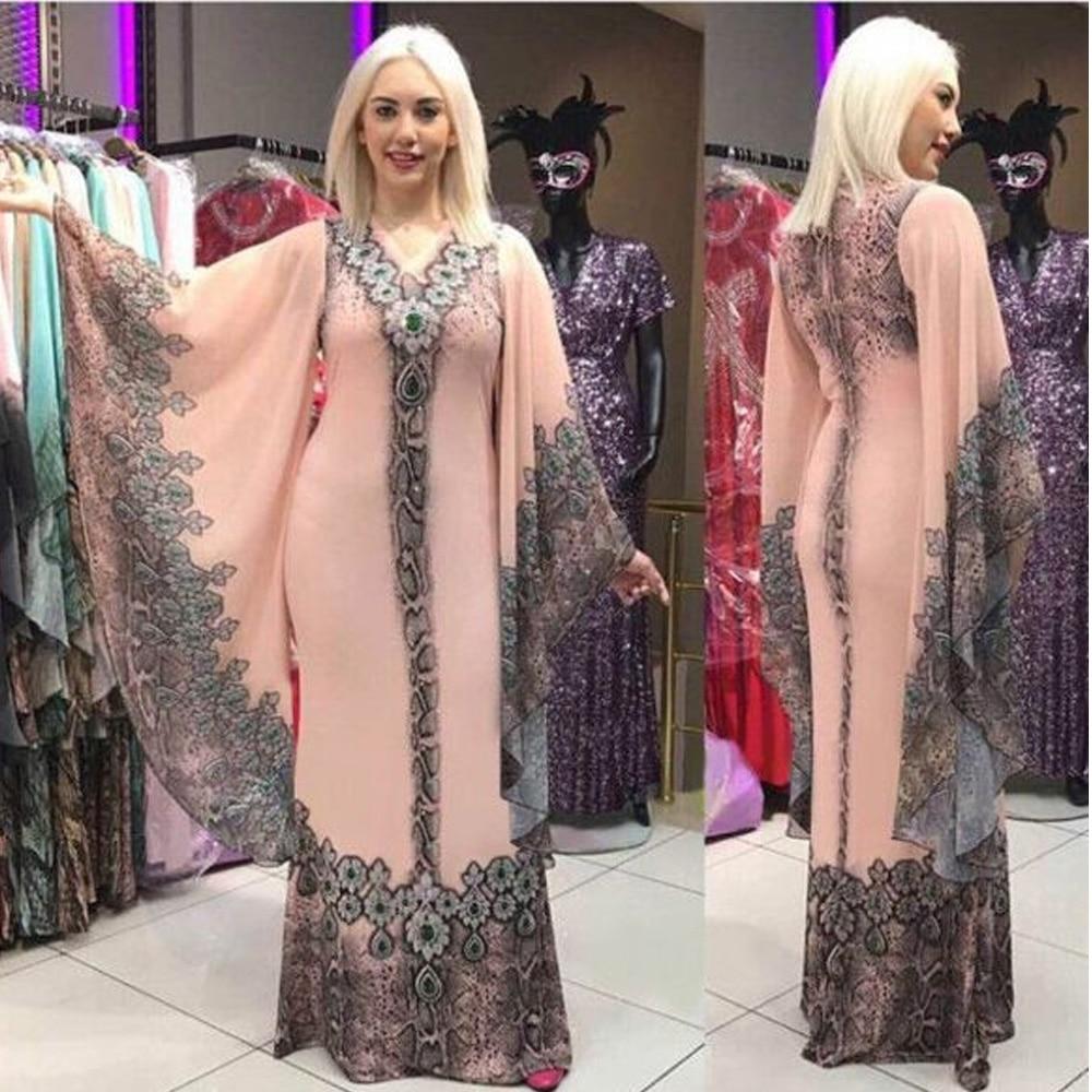 Plus Size Robe Femme 2020 Muslim Africa Modest Maxi Dress Abaya Turkey Long Robe Kaftan Clothing African Dress For Women Ramadan