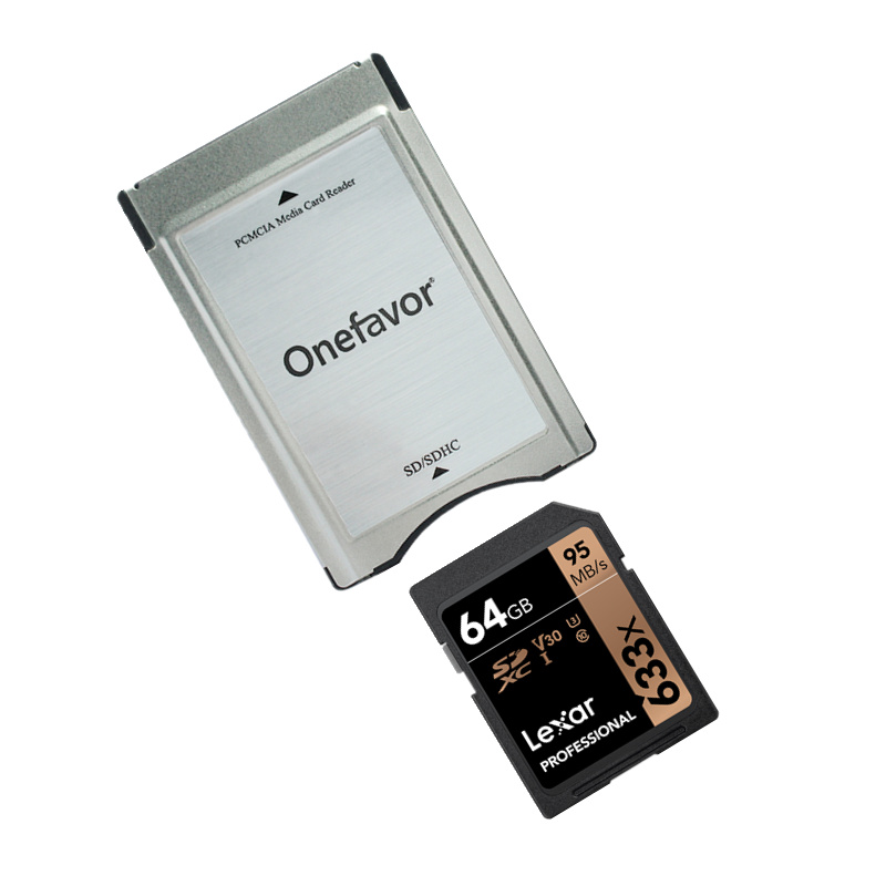 New!!! Lexar 16GB 32GB 64GB SD SDHC Card UI PROFESSIONAL 95MB/S 633X + SD SDHC Card Adapter Converter For Mercedes Benz