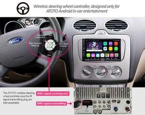 Image 4 - [NEUE] ATOTO A6 Doppel din Android Auto GPS Navigation Stereo Player/Dual Bluetooth/A6Y2710SB 1G/16G Unterhaltung Multimedia Radio