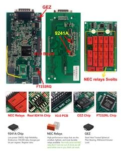 Image 2 - CDPTCS V 3,0 NEC relais Multidiag pro Bluetooth 2017 R3 keine keygen obd2 scanner Für auto truck werkzeuge kit für garage Kostenloser versand