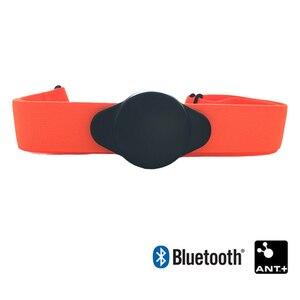 Image 2 - Heart Rate Monitor Bluetooth Polar Gar min Ant+ Heart Rate Chest Strap Monitor Cardiaco with Runtastic Strava Endomondo Wahoo