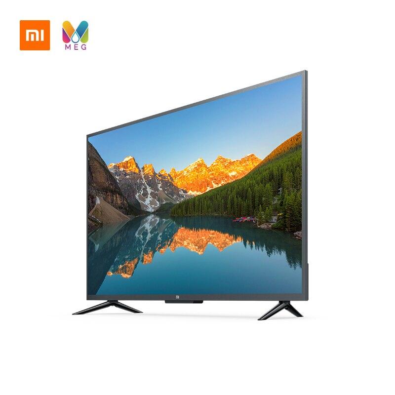 La televisión xiaomi mi TV 4S 43 android Smart TV LED 4K de 1G + 8G Custo mi zed idioma Ruso | soporte de pared de regalo - 3