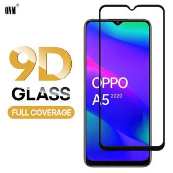 Перейти на Алиэкспресс и купить 9D изогнутое закаленное стекло для Nokia 5,3 Защита экрана для Nokia 5,3 защитная пленка