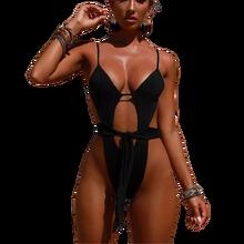 One Piece Swimsuit High Leg Cut Swimwear Women 2019 Summer Bather Swimming Suit Padded Monokini 1 Piece Sexy Tanga Bathing Suits