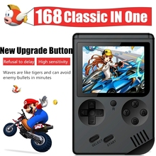 Retro Mini Handheld Game Players 8 Bit Portable Vi