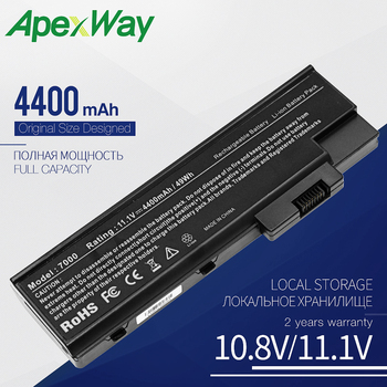 Batería de ordenador portátil de 11,1 V para ACER Aspire 5600 7000...