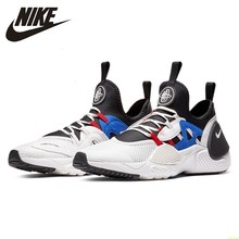 купить Nike Huarache E.D.G.E. TXT Men New Arrival Running Shoes Outdoor Sports Sneakers Comfortable Light  #AO1697-001 по цене 4650.37 рублей