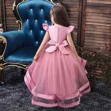 Top Qualily Girl's Dress Princess Dress For Flower Very beautiful princess Dress Trumpet piano Costume Children's Dress 3-12YRS