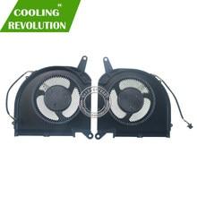 Ventilador de refrigeração portátil plb07010s12hh dc12v 0.50a 4pin para gigabyte aero 15 oled sa 17 hdr xa rp75xa rp77xa