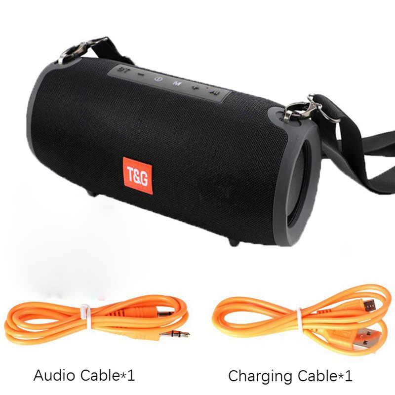 Przenośny bezprzewodowy głośnik Bluetooth, duża moc, 40 W, bas, kolumna, stereo, niskotonowy, centrum odtwarzania muzyki z baterią 3600 mAh, pudło rezonansowe