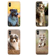 Australian Shepherd Shiba Inu สุนัขสำหรับ Galaxy Alpha Note 10 Pro A10 A20 A20E A30 A40 A50 A60 A70 A80 a90 M10 M20 M30 M40(China)
