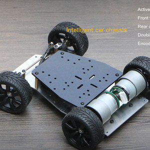 Smart car encoder chassis Acti