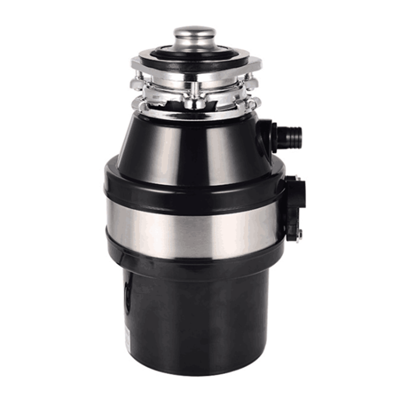 220V Garbage Processor Garbage Disposer Household Kitchen Garbage Automatic Disposer Meal Kitchen Sink Food Waste Crusher