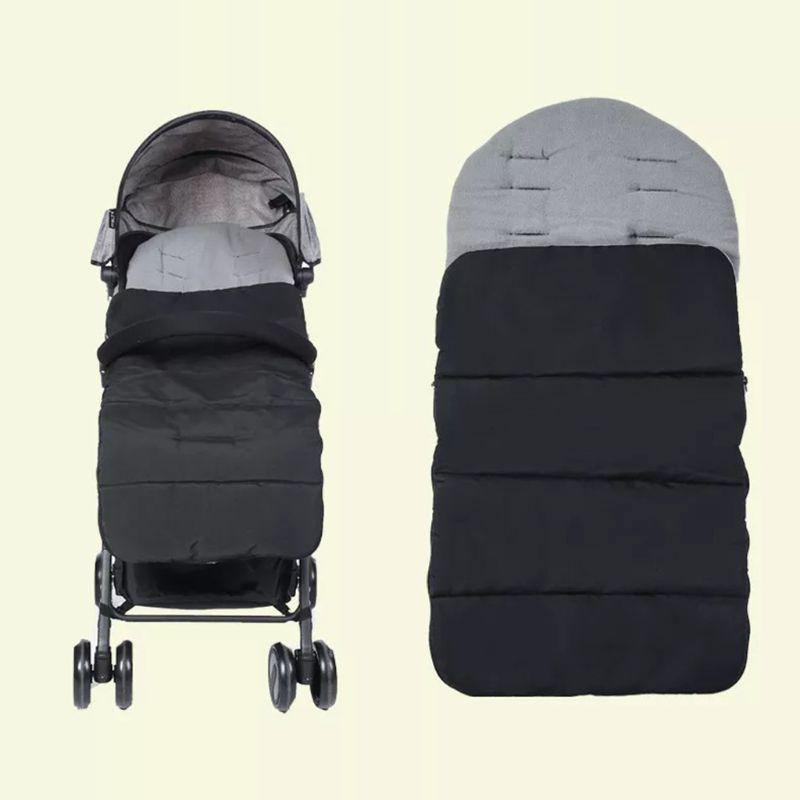 3-in-1 Baby Stroller Blanket Footmuff Cover Waterproof Keep Warm Sleeping Bag P31B