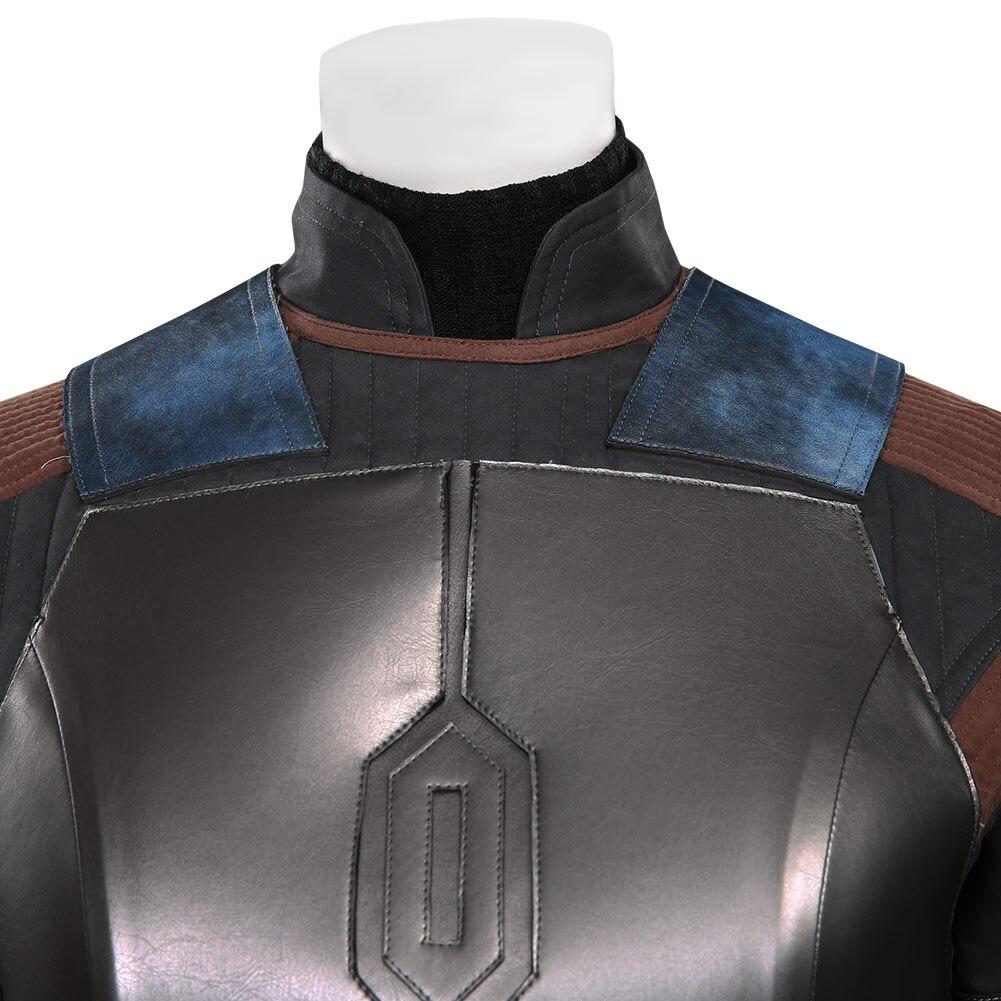 O homem manda s2 bo-katan kryze cosplay