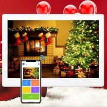 101 дюймовый ips hd сенсорный экран 1280*800 цифровая фоторамка