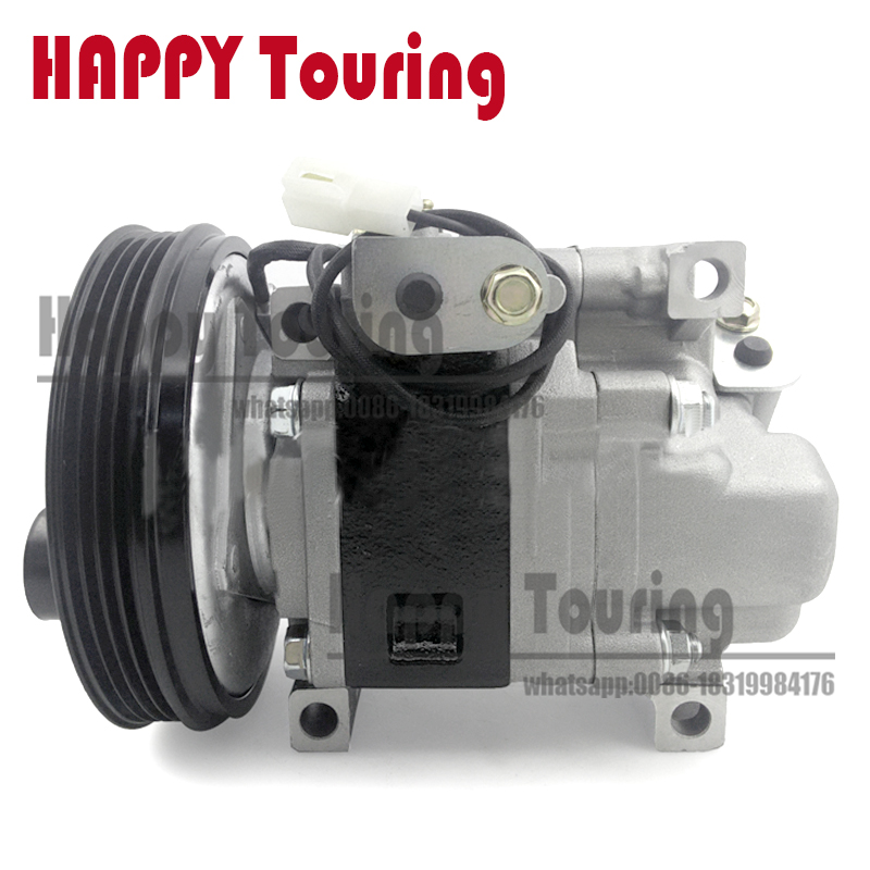 For mazda 323 ac compressor For Mazda Protege 1.6L 1999 2000 2001 B25F61K00A B25F 61 K00A BJ0E61450 BJ1H61450 H12A1AA4DL|Air-conditioning Installation|   - title=