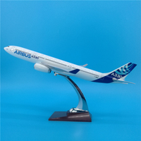 40CM Airbus A330 Prototype Airplanes Plane Model Resin Aircraft Toys Gifts Airliner Model Kids Collectible Decoration