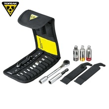 Repair-Tool-Kit Ratchet Road-Bike Rocket-Lite Cycling Topeak Allen-Bits Nano Mini 19-Functions