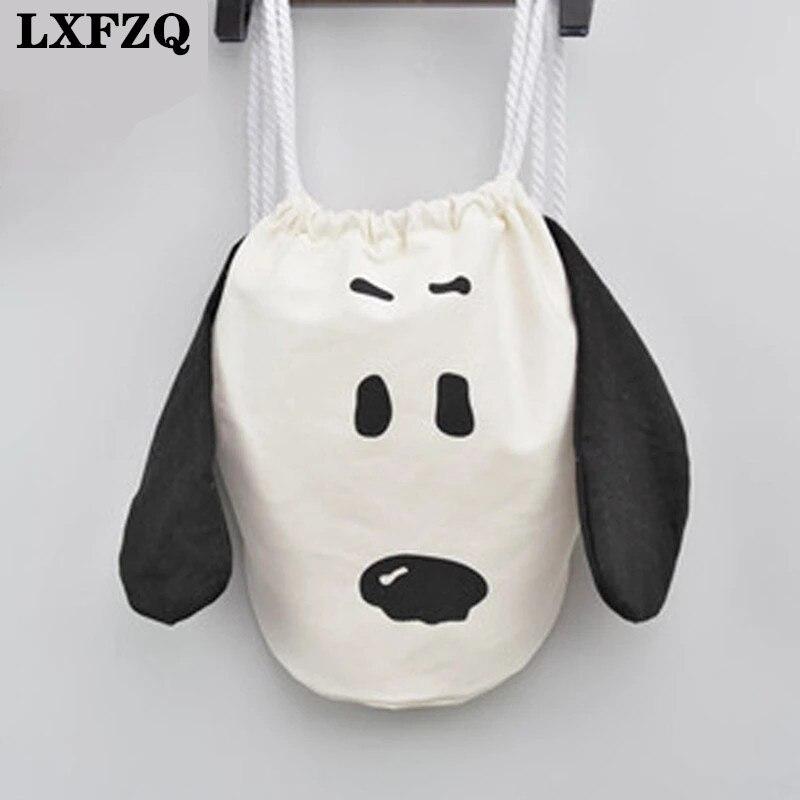 LXFZQ drawstring bag backpack kids mochila Children's backpack Baby bags School knapsack Backpacks for children school bag