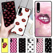 MayDaysmt Vampire Faces DIY Painted Bling Phone Case For Huawei P8 lite 2017 P9 P10 20Pro Lite Pro P30lite P Smart 2019 вино виноград painted faces