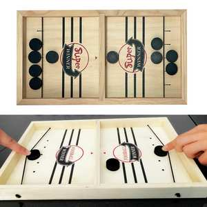 Toys Table-Games Montessori Juego-Board Slingpuck-Game Kids New-Arrival Funny