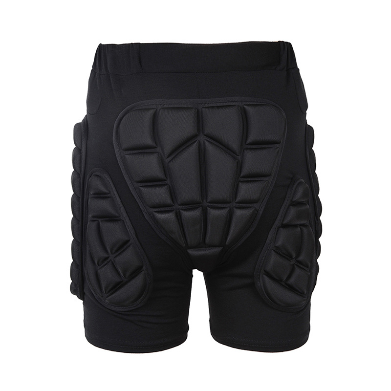 Outdoor Motorcycle <font><b>Sports</b></font> Skiing <font><b>Shorts</b></font> Hip Pad Protector Armor Bike Downhill Ski Snowboard Skate Pants Moto <font><b>Shorts</b></font> image