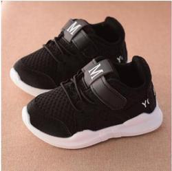 Dla dzieci trampki buty do biegania dzieci chłopcy buty sportowe dziewcząt oddychające niskie tenisówki na zewnątrz miękka buty w stylu casual w Trampki od Matka i dzieci na
