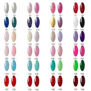 Image 5 - 10 Màu Gel Móng Tay Họa Tiết Ba Lan Bộ Dụng Cụ Làm Móng Tay UV LED Điện Nail Khoan Máy Làm Móng Tay Bộ Móng Tay