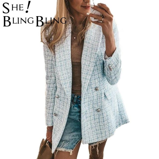 Шикарный офисный женский пиджак 5
