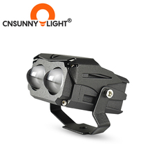 CNSUNNYLIGHT Neueste DBCL LED Dual Objektiv Bi Farbe Projektor Arbeit Licht Scheinwerfer Spot 12000Lm Hallo/Lo Weiß Gelb Nebel DRLs Für Jeep