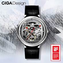 CIGA Design CIGA Watch Automatic Men's Mechanical Wristwatch