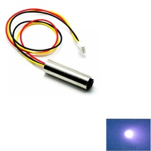 Фокусируемый 980 нм 30 мВт инфракрасный ИК лазер точка диод модуль 3 В-5 В с TTL 0-15 кГц 12x40 мм