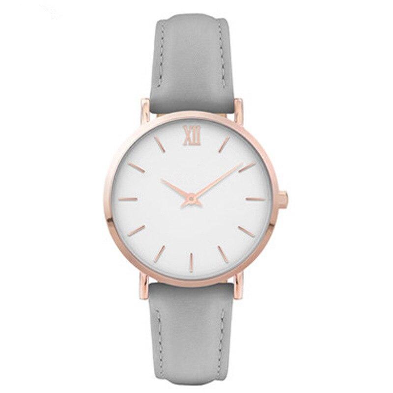 Статьи 2021 в европейском и американском стиле нейтральный часы контракт ногтей, ms Roman; Циферблат ремешки для часов для женщин модные часы
