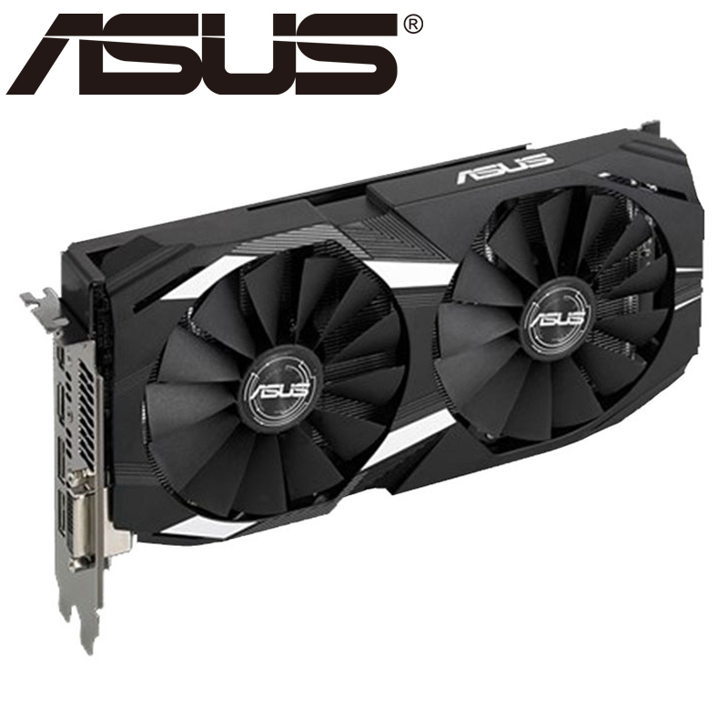 ASUS Video Graphics Card RX 580 With 4GB 256Bit GDDR5 for AMD RX 500 Series 2