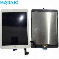 Tableta para Apple iPad 6 Air 2 A1567 A1566 ensamblaje LCD paneles para iPad 6 Air 2 9,7'' reparación