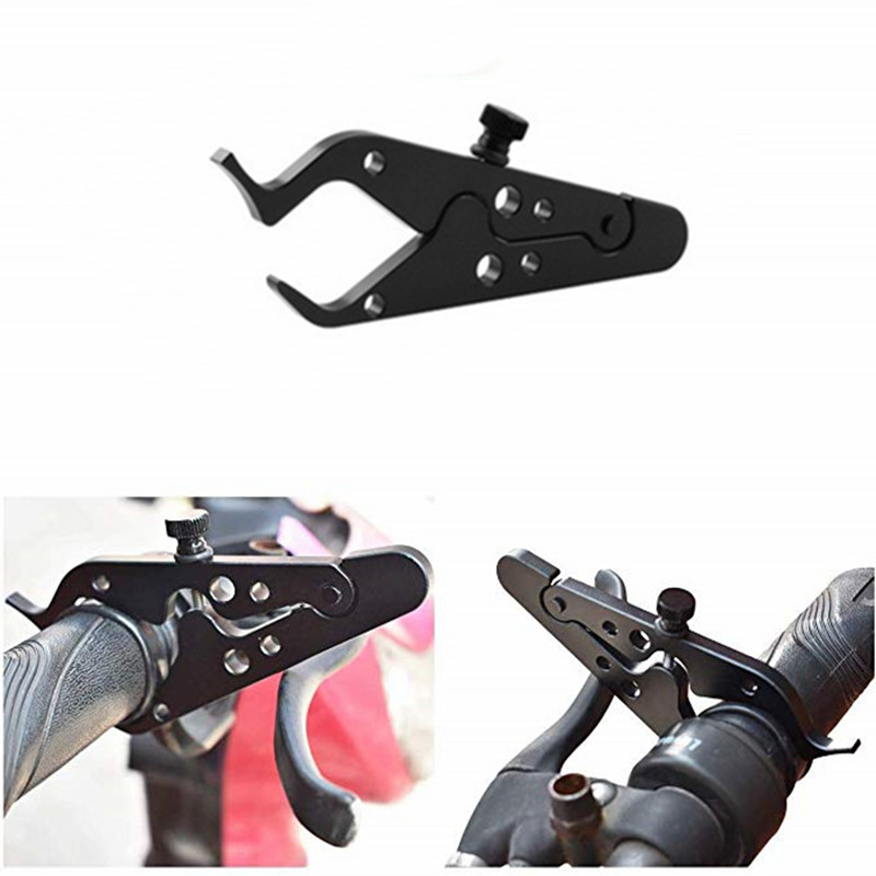Motorcycle Accessories Motorcycle Throttle Assist Universal Cruise Control Wrist Hand Grip Lock Clamp With Silicone Ring Protect