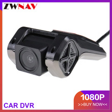 Car DVR Camera Full HD 720P 30fps 150 degree Wide-Angle Dash Cam Night Vision automatic camera