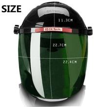 Welding Cap shield Helmet welder Mask Welding Protective Cap Welding Glasses UV Resist Welding Tools