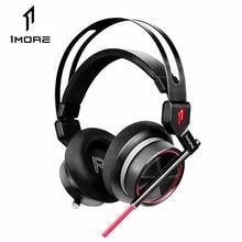 1 יותר H1005 USB משחקי אוזניות חוד חנית VR E ספורט אוזניות 7.1 סראונד משחק LED אור אוזניות עבור מחשב מחשב גיימר