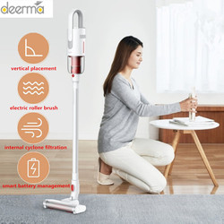2019 New Deerma VC20 Vacuum Cleaner Auto-Vertical Handheld Cordless Stick Aspirator Vacuum Cleaners 5500Pa For Home Car