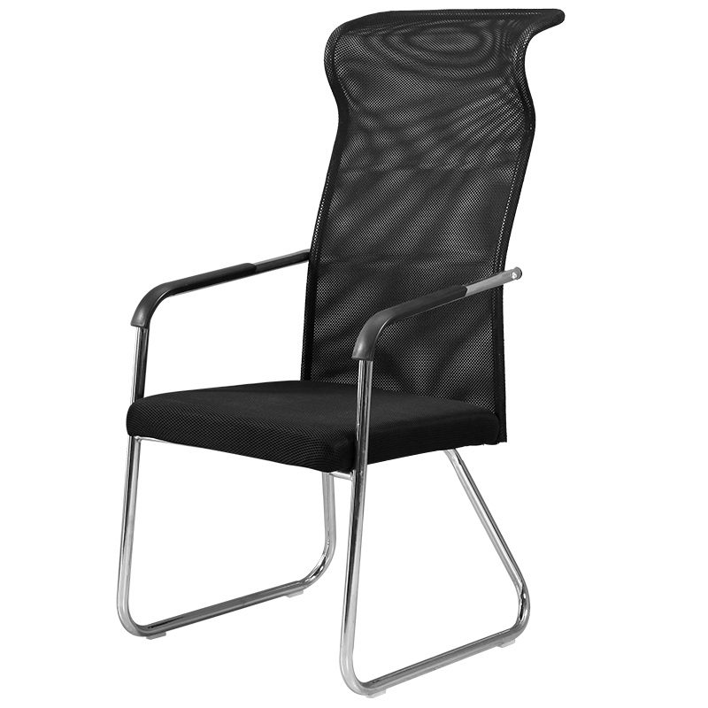 High Back Computer Chair Office Chair Staff Meeting Chair Student Dormitory Bow Net Chair Mahjong Chair Home Chair