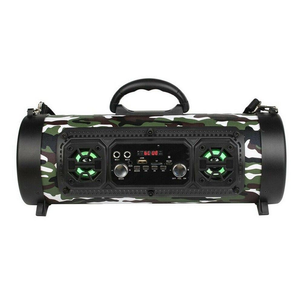 Sans fil Bluetooth étanche Portable haute puissance 15W musique baril haut-parleur pour extérieur SP99