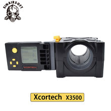 Тестер скорости xcortech x3500 для страйкбола высокоскоростной
