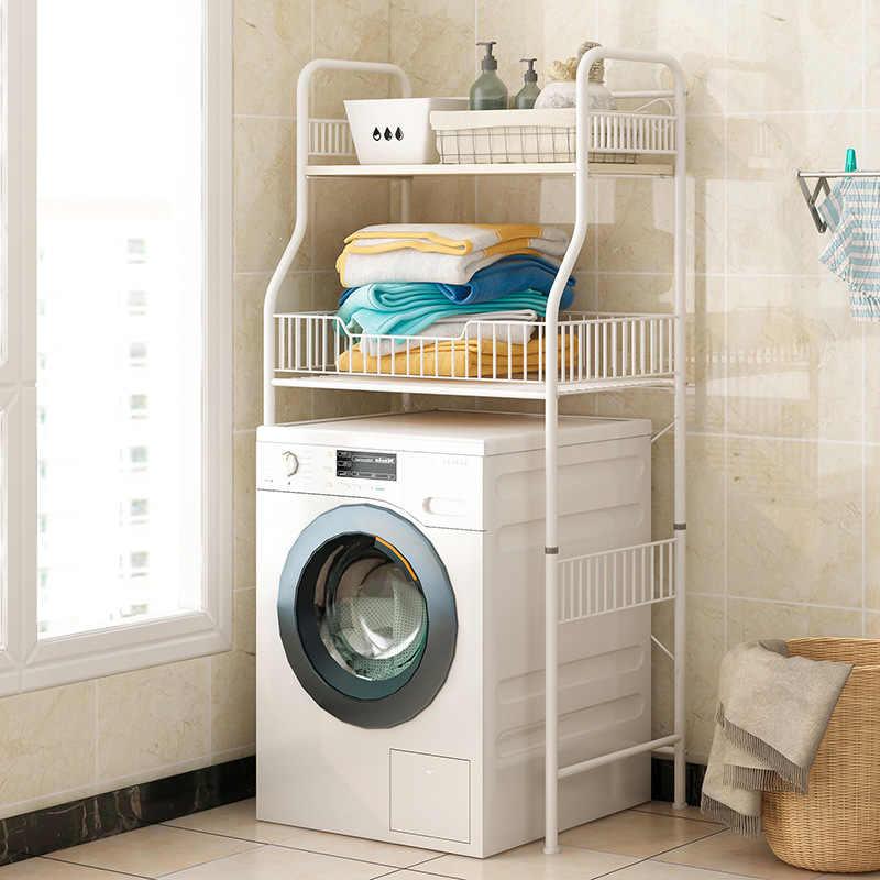 3//4 Tier Storage Shelves Shelf Rack Over Toilet//Bathroom//Laundry//Washing Machine