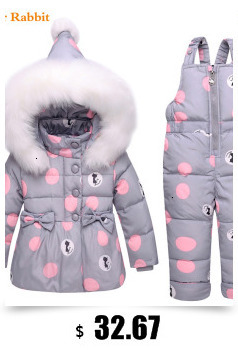 He31db85b592641a0ad3005b7994980b90 2019 New Russia Baby costume rompers Clothes cold Winter Boy Girl Garment Thicken Warm Comfortable Pure Cotton coat jacket kids