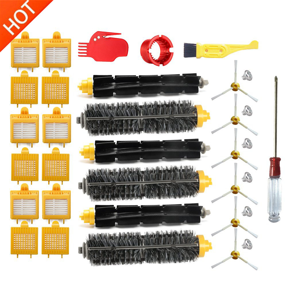 Replenishment Kit For IRobot Roomba 700 Series Vacuum Cleaner Accessories Fit For Roomba 760 770 780 790